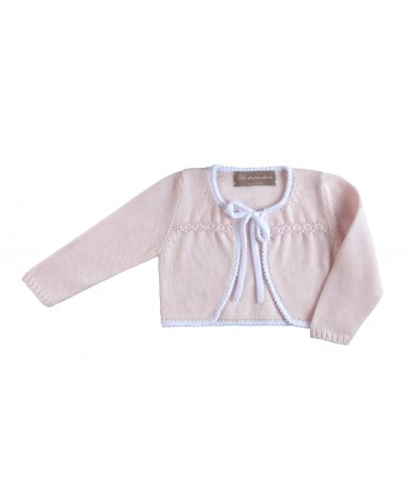 COTTON KNITWEAR - SHRUG