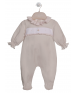 ROMPER SUIT WITH EMBROIDERY