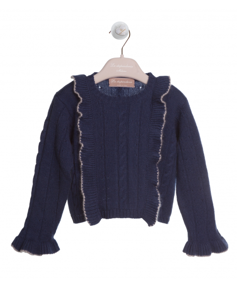PURE CASHMERE KNITWEAR - SWEATER