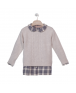 ANGORA KNITWEAR - SWEATER