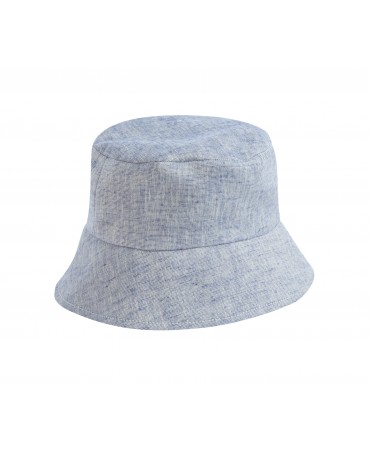 WIDE BRIM HAT IN LIGHT LUREX
