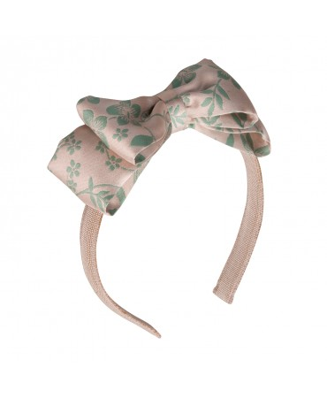HAIRBAND WITH DOUBLE BOW