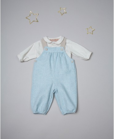 BLUE DUNGAREE