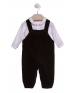 BODYSUIT WITH ROUNDED COLLAR