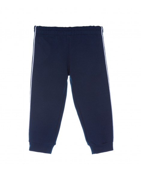 NAVY/WHITE JUMPER TROUSERS