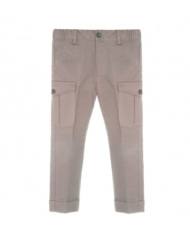 SAND CARGO TROUSERS
