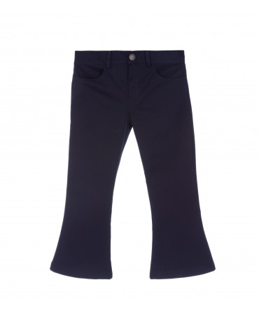 NAVY TROUSERS BELL BOTTOM