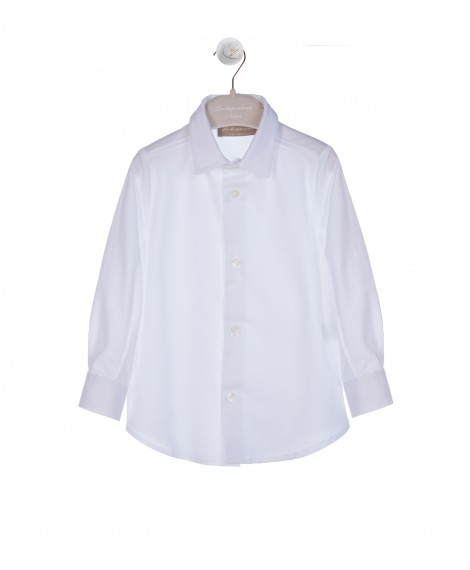 BOYS WHITE SHIRT