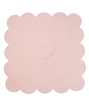 CREAM FLEECE BLANKET