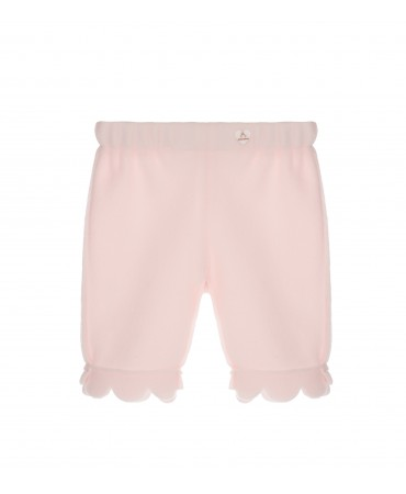 PINK FLEECE TROUSERS
