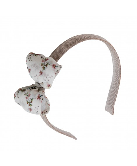 HEADBAND WITH BOW