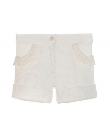 SHORT WITH CUFF