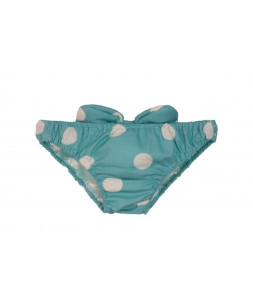SWIMMWEAR WITH BOW