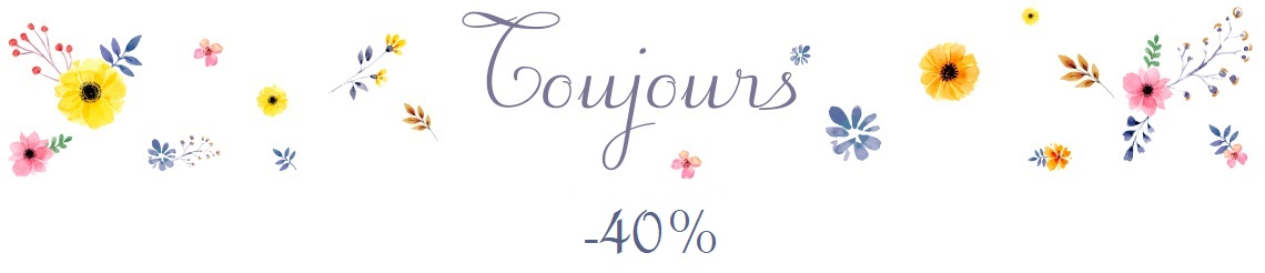 Discover the new Toujours collection