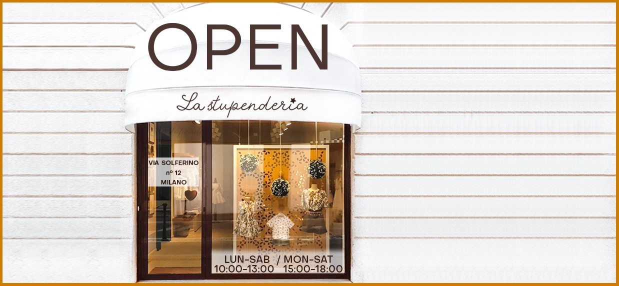 Re-opening of Milano Boutique
